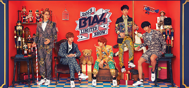 B1A4 Amazing Store Concert Review