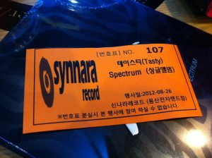 An example of a Synnara fan sign ballot