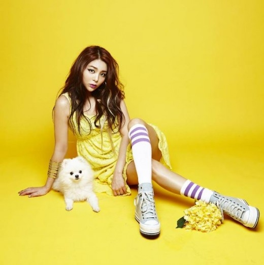 Image result for ailee 2016