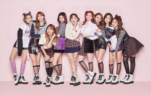 MonstaX and Twice